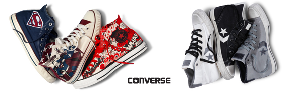 Bandeau illustration Converse