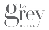 Logo  Le Grey Hotel