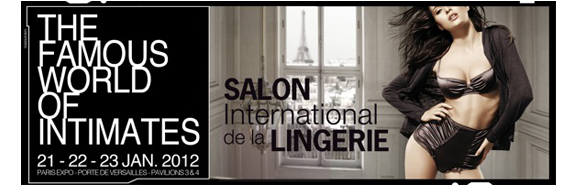 Bandeau illustration Salon International de la lingerie